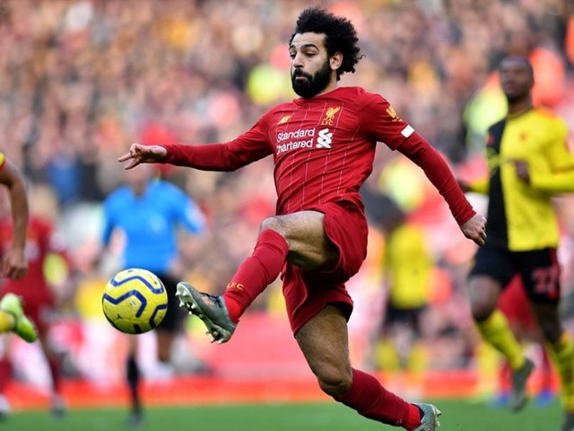 Mohamed Salah Punishes Watford To Extend Liverpool Lead