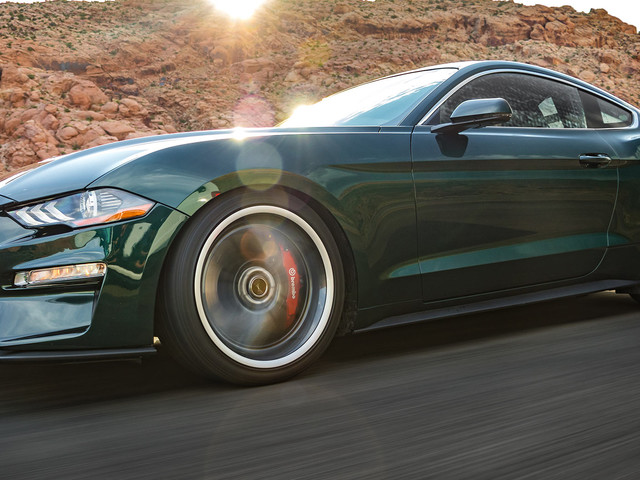 You Could Own The First Ford Mustang Bullitt 'Steve McQueen Edition'