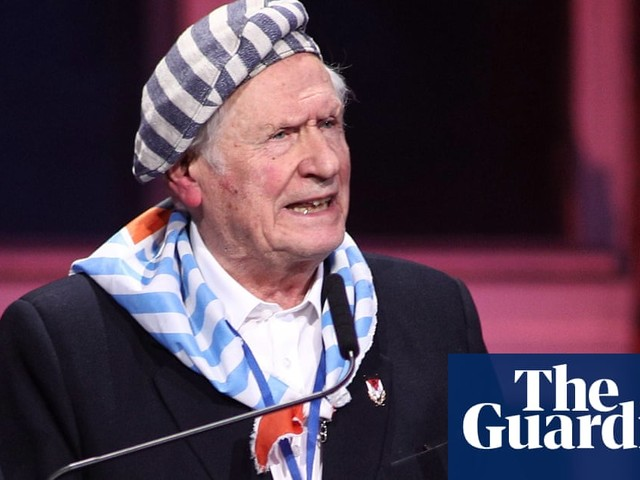Auschwitz survivors share their stories on 75th anniversary – video