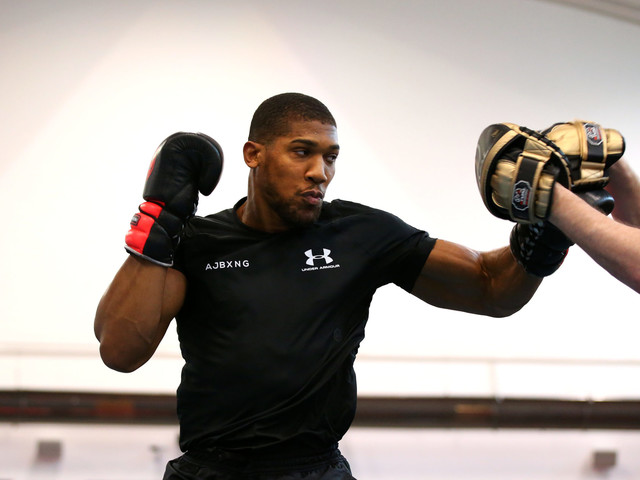 Anthony Joshua: A Look at the Brit's Enormous Wealth