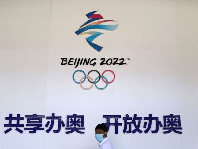 House lawmakers push for diplomatic boycott of 2022 Winter Olympics in China
