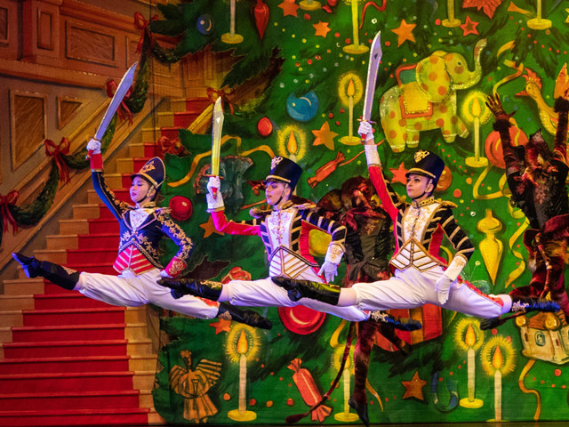 Mixed nuts: Where to watch 'The Nutcracker' this season