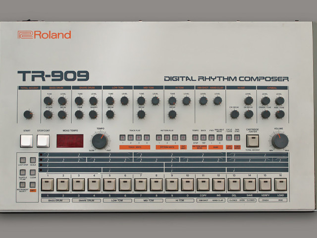 Make a 909 kick on the Make Noise 0-Coast, and more drum modeling fun