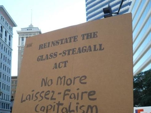 To Avoid A Collapse Means Restoring Glass-Steagall (Without The Green New Deal)
