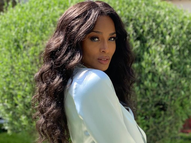 'Baby Number 3?': Ciara Sparks Pregnancy Rumors with This Photo