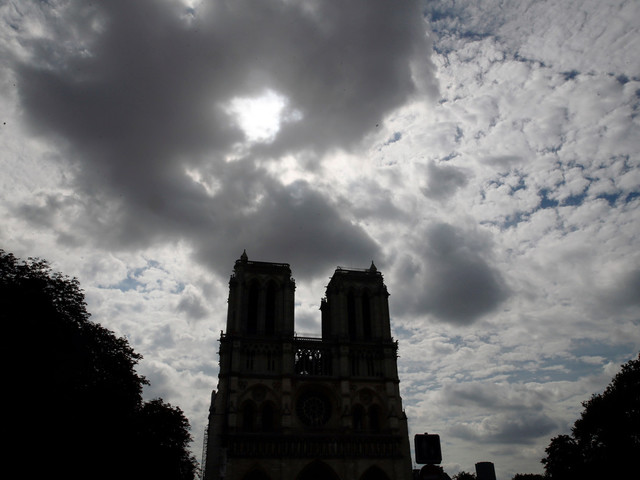 Notre Dame fire exposed thousands of children to alarming levels of lead