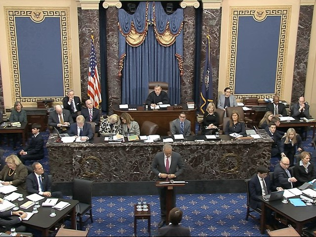 Hunter Biden put on trial in Senate by Team Trump
