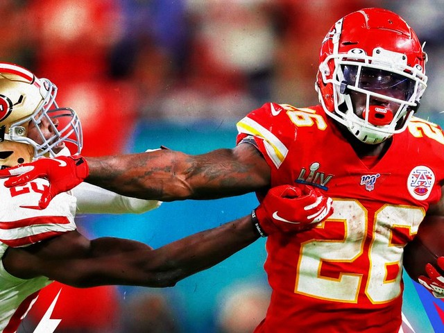 Damien Williams proved he's a No. 1 back by powering the Chiefs to a Super Bowl win