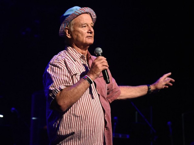 Bill Murray Leads 'Take Me Out' In First Packed Chicago Cubs Game Since COVID