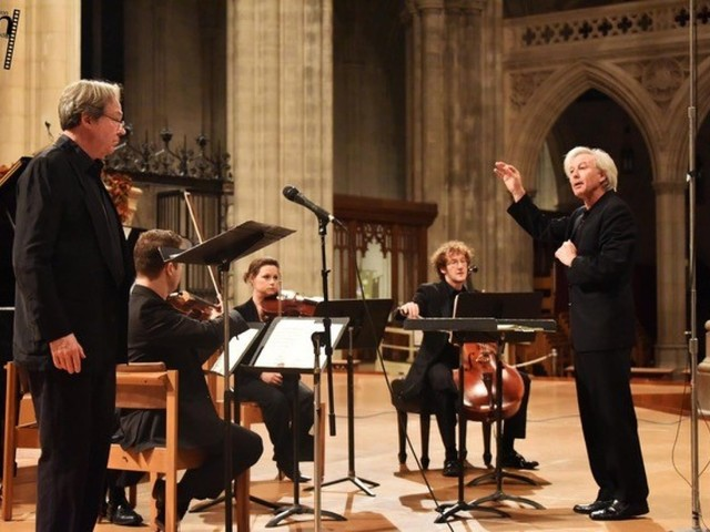 PostClassical Ensemble takes up new Cathedral residence with music of protest
