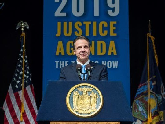 Gov. Cuomo pushes for union wage requirements, says vacancy decontrol coming to an end