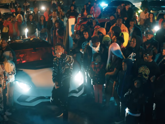 """Lil Baby Shares Video for """"Woah"""""""