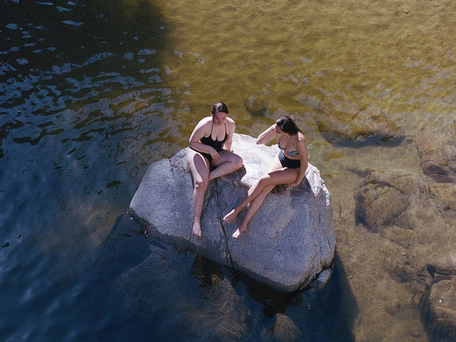 The Magic of Swimming Holes