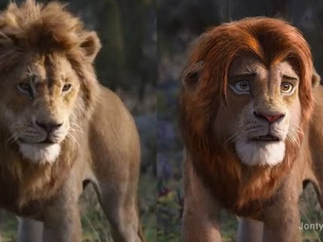 'The Lion King' deepfake uses original movie to 'fix' the CGI