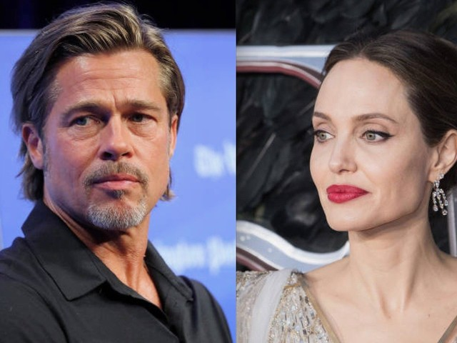 Brad Pitt Warned That Angelina Jolie Is Threatening To Reveal 'Dark Secret' About Him?