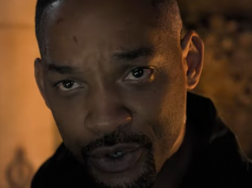 FIRST LOOK: Will Smith Is His Own Worst, Tethered Nightmare In 'Gemini Man'