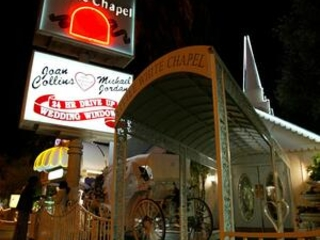 Iconic Las Vegas wedding chapel is no longer up for sale