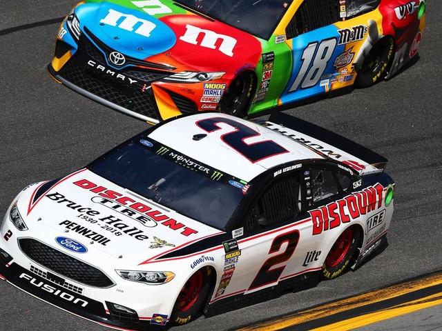 Keselowski the betting favorite on the 2018 Daytona 500 odds