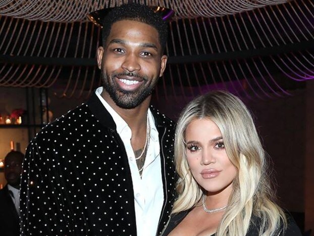 Khloe Kardashian Sends Love to Tristan Thompson After Receiving a Special Gift