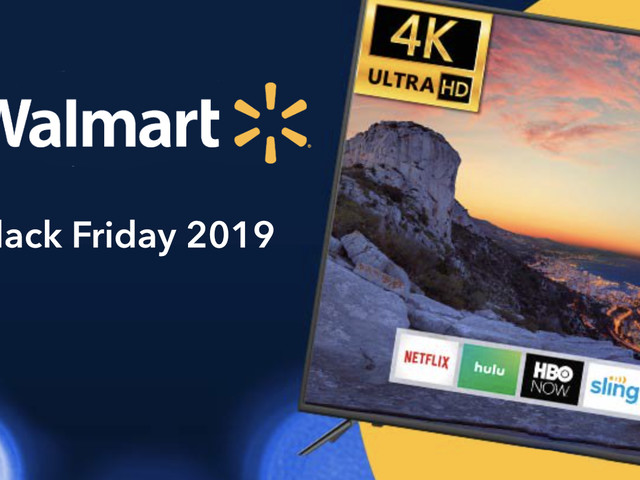 Walmart announces big Black Friday deals on Android phones, Chromebooks, TVs, and a ton more