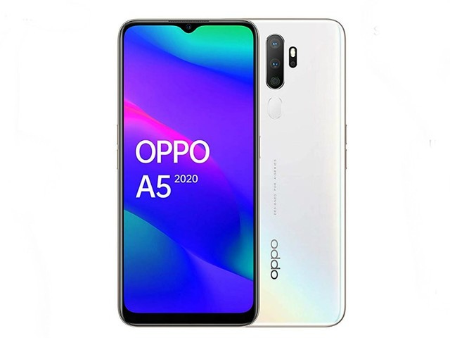 Oppo A5 2020 Price in India Slashed, Now Starts at Rs. 11,990