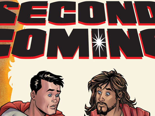 Comic Book With Jesus as a Character Finds New Publisher