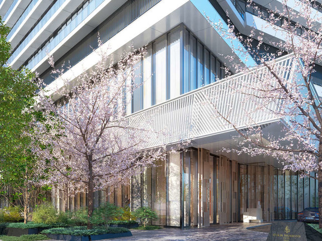 Four Seasons Hotels And Resorts, Tokyo Tatemono And HPL Announce Plans For Brand New Hotel In Osaka, Japan