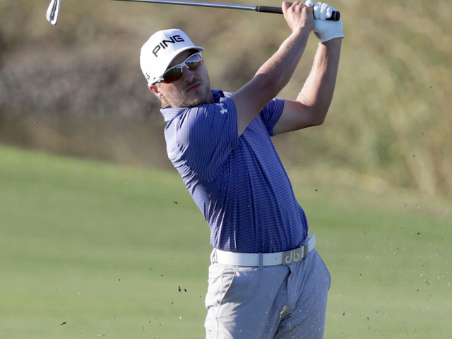 Rookie Austin Cook holds 54-hole lead at RSM Classic