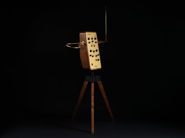 The Theremin is 100 years old, and Moog is celebrating with new Claravox instrument