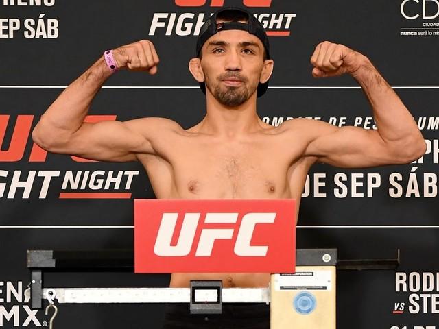 UFC Mexico's Askar Askarov sets eyes on flyweight top ten