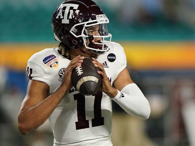 Kellen Mond is very confident in himself entering the 2021 NFL Draft