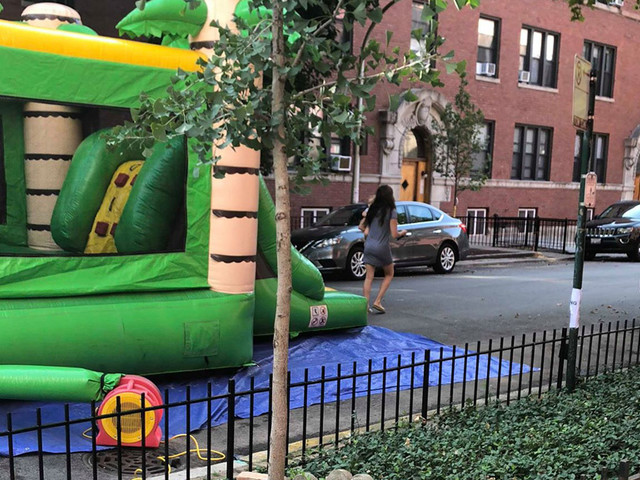 Block Party Doubling As Child's First Birthday Party Draws Ire In Chicago