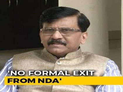 Sanjay Raut Complains About Parliament Seat Change