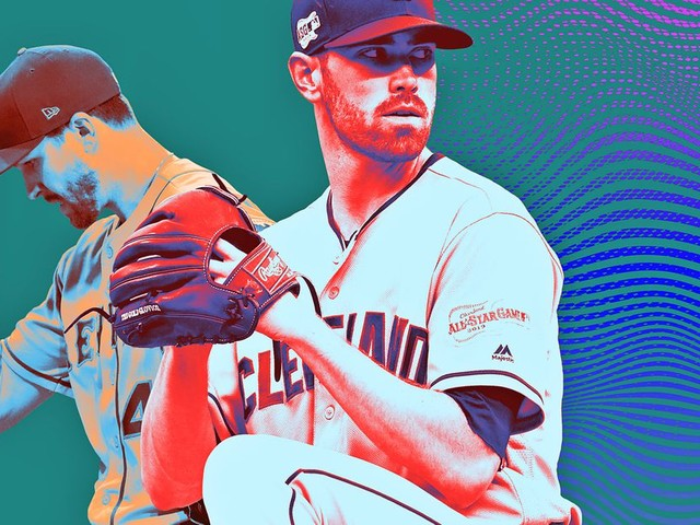 How Cleveland's Shane Bieber Followed Jacob deGrom's Path to Stardom