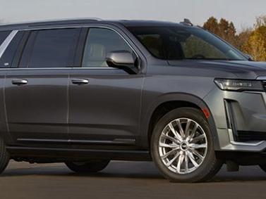 Road Tests: 2021 Cadillac Escalade