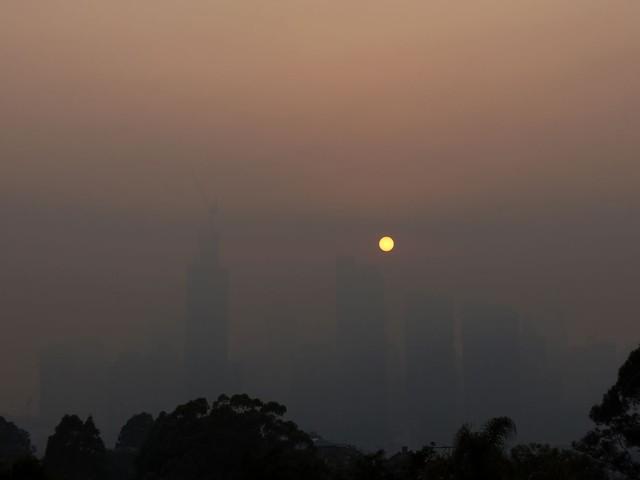Massive bush fires, horrendous heat and worsening drought plague Australia as summer nears