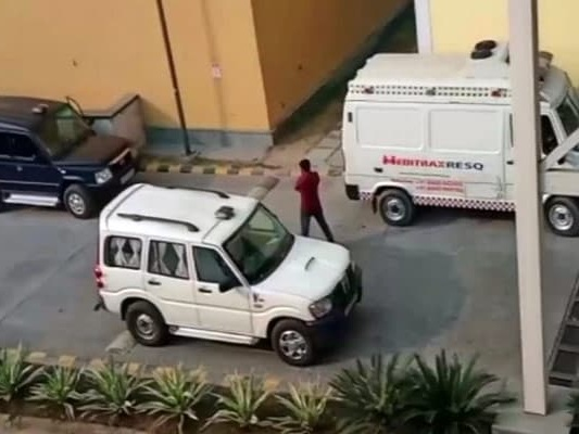 PVR Employee's Body Found On Roof Of Noida Mall, Cops Suspect Murder