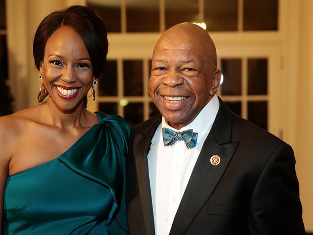 "Elijah Cummings' Wife Says the Late Congressman Worked Tirelessly ""Until His Last Breath"""
