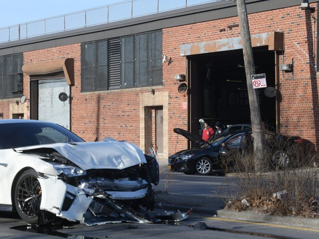 Alleged drunk driving NYPD officer charged, then released, in fatal crash