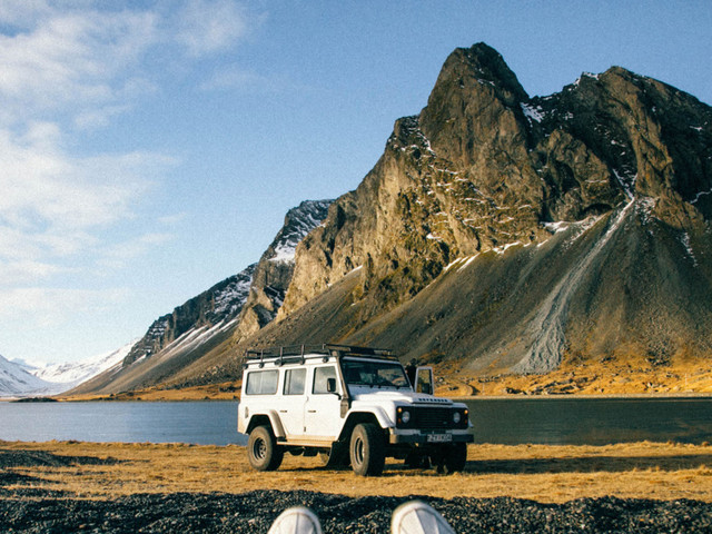 In Iceland, This Photographer Skipped Her Itinerary