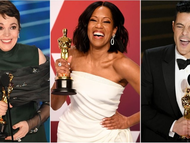 Presenting All of the 2019 Oscar Winners: Regina King, Lady Gaga, and More