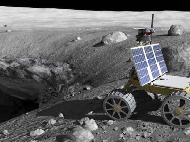 NASA Selects Carnegie Mellon To Develop Lunar Pit Exploration Technology