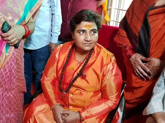 """""""Not Elected To Clean Toilets"""": Pragya Thakur On BJP Worker's Complaint"""