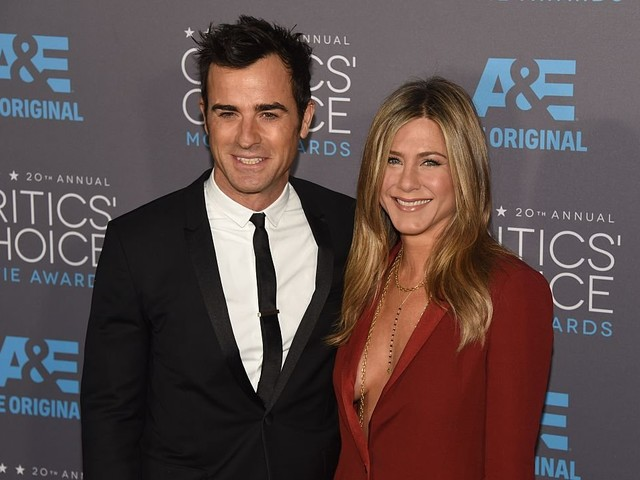 Jennifer Aniston Can't Move On From Justin Theroux?