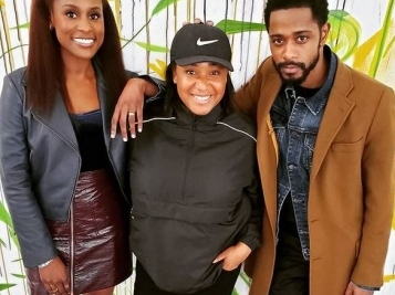 NEW WORK! Issa Rae & LaKeith Stanfield Begin Shooting 'The Photograph' + Tika Sumpter To Star In Potential 'black-ish' Spin-Off + Terry Crews Is Ready For 'White Chicks 2'