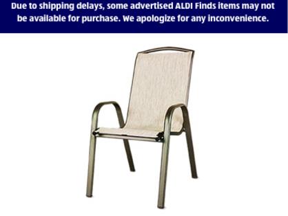 Belavi Stacking Chair
