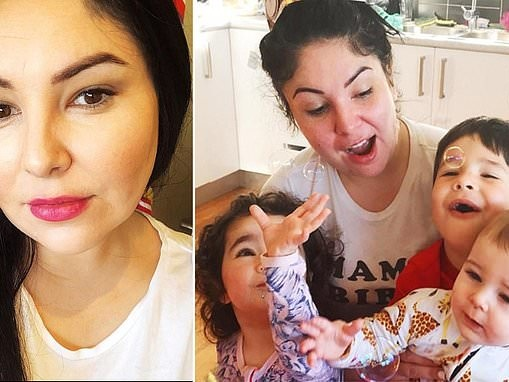 Mother-of-three, 33, shares her foolproof trick for stopping kids' tantrums in their tracks