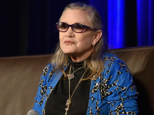 Coroner: Traces Of Cocaine, Heroin, MDMA Found In Carrie Fisher's System