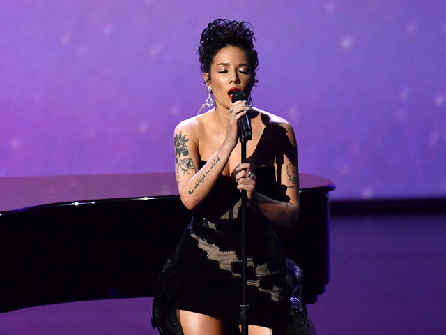 Emmys: Halsey Performs Cover Of 'Time After Time' For In Memoriam Tribute – Watch