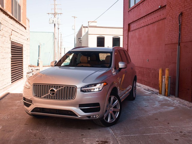 2016 Volvo XC90 T6 AWD Inscription Verdict: Please Sir Can I Have Some More?